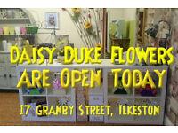 Daisy Duke Florist - Granby Street, Ilkeston