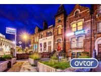 2 bedroom flat in Blenheim Terrace, University, Leeds LS2 9HD
