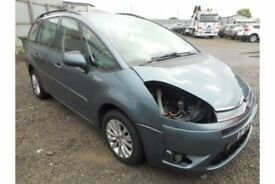 2009 citroen c4 grand picasso 1.6 hdi breaking for parts