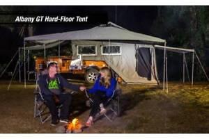 4x4 Rear Fold Hard Floor Camper Trailer PMX Albany GT MK2