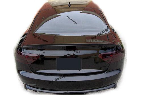 AUDI A5 Spoiler Heckspoiler fertig Lackiert Brilliantschwarz S-line tuning lippe