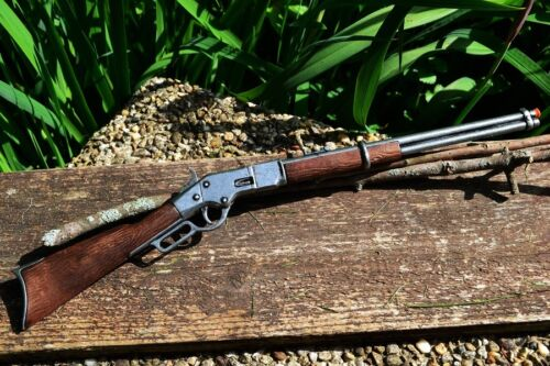 Miniature Winchester M1866 Lever-Action Carbine Rifle - 1866 - Denix Replica