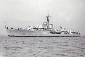 rp14770-Royal-Navy-Warship-HMS-Camperdown-built-1945-photo-6x4