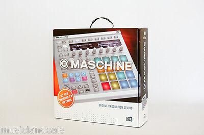 Native Instruments Maschine Mk2 Groove Production Studio White New