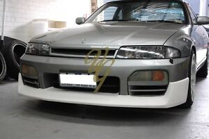 Nissan Skyline R33 Spec BL Fiberglass Front lip for Facotry Series 2 Front Bar