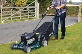 New Hayter 53cm R53S - Brilliant high end self-driven lawnmower with full warranty!