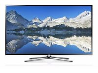 """Samsung 40"""" smart/3d TV"""
