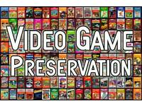 Wanted PlayStation, Sega, Nintendo, Atari, Commodore, Sinclair and more.