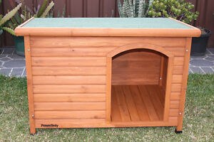 NEW Timber Dog House / Dog Kennel Sydney City Inner Sydney Preview