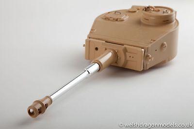Taigen Tiger 1 turret & recoil unit IR version 1/16 scale fits Heng Long tank