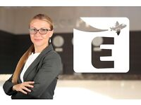 Receptionist in central London