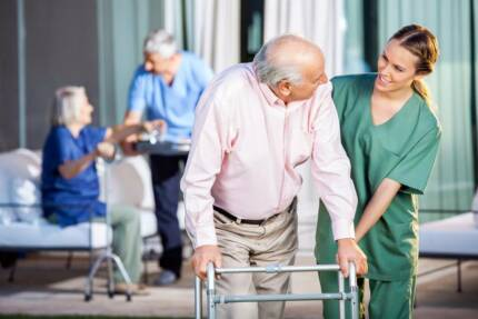 Are you looking for a new career? Why not try Aged Care Nursing! Sutherland Sutherland Area Preview