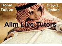 Arabic | Quran & Tajweed Learning ➖ One-To-One Home Tuition & One To One Online Lessons For Children