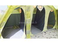 Vango Orava 600xl 3 part bedroom compartment