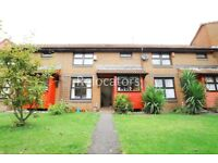 LOVELY ONE DOUBLE BEDROOM HOUSE IN SOUGHT AFTER CUL-DE-SAC CLOSE TO TUBE