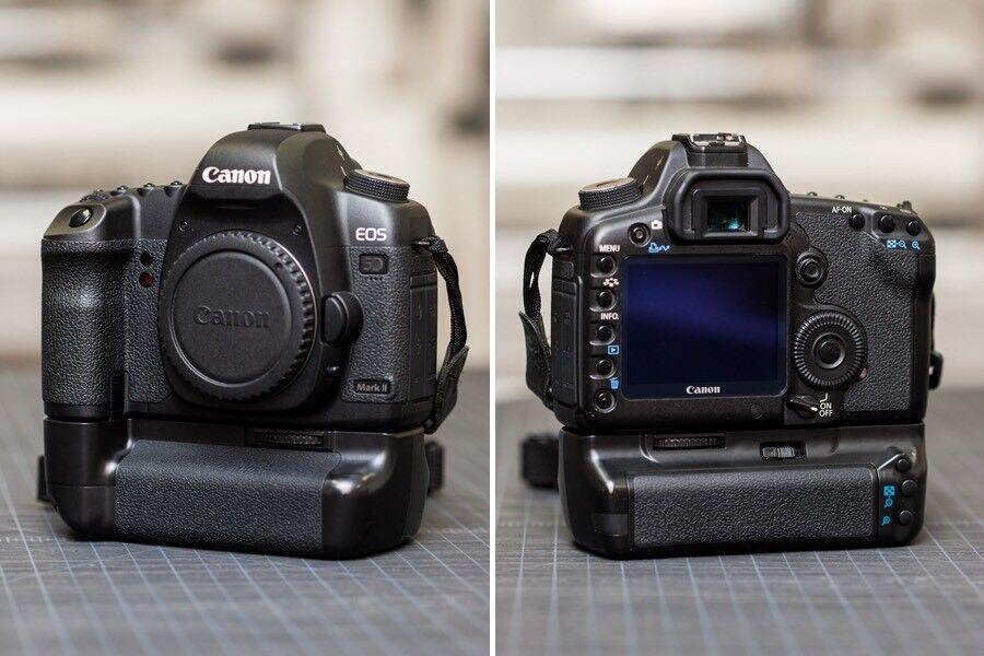 Canon EOS 5D MKII 21.1 megapixel DSLR full frame camera -Body + ...