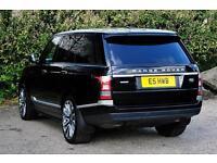 Land Rover Range Rover SDV8 AUTOBIOGRAPHY (black) 2015-04-01