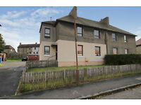 Refurbished two bedroom upper flat in Whitburn