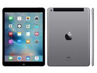 Apple Ipad Air 16gb wifi Space Gray (Grade A/B Condition)