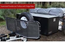 PMX Buckland LX Soft Floor Family off road camper trailer Wangara Wanneroo Area Preview