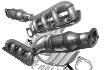 Fits Armada 56L Pair Of Both Manifold Catalytic Converters 2005 TO 2014