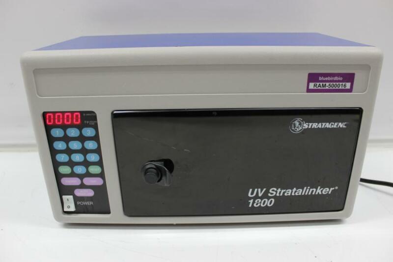Stratagene 400071 UV Stratalinker 1800