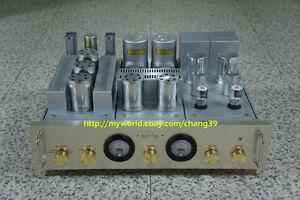 Western-Electric-197A-Transformers-Tube-Phono-Preamplifier-Marantz-6SL7-6SN7-6X5