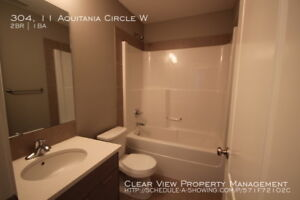 2 Bedroom Across from the New Crossings Area in West Side Lethbr