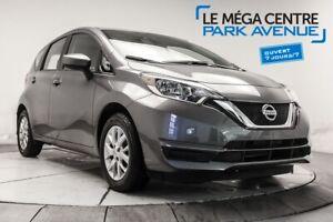 2017 Nissan Versa Note SV MAGS, CAM, B.CHAUF, BTH