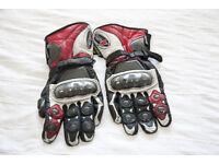 RST rhino kevlar motorcycle gloves