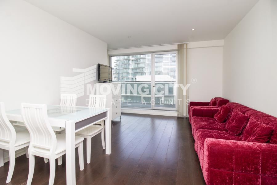 2 bedroom flat in Baltimore Wharf, Canary Wharf, E14