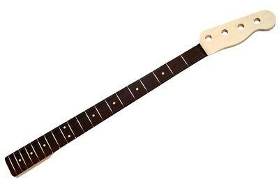 FENDER Roadworn Guitar Neck Plate mit Schrauben chrom