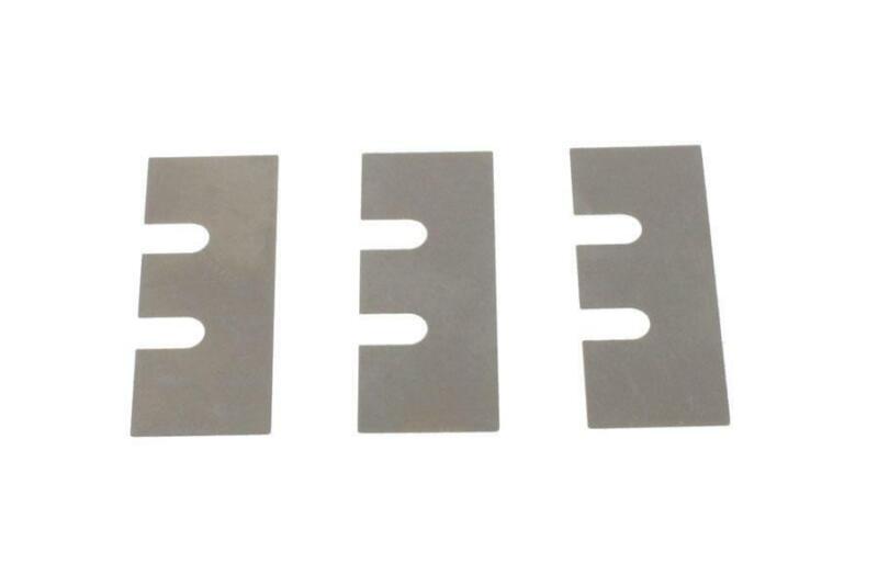 Floyd Rose Locking Nut Shim Set.  Set of 3 x .1mm