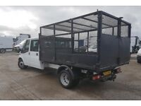 SKIP HIRE ? LET US LOAD AND REMOVE YOUR WASTE AND SAVE £££££s