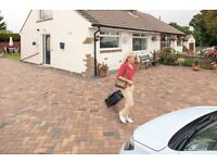 MH Paving & Landscaping in manchester & cheshire driveways patios garden walls built gardening