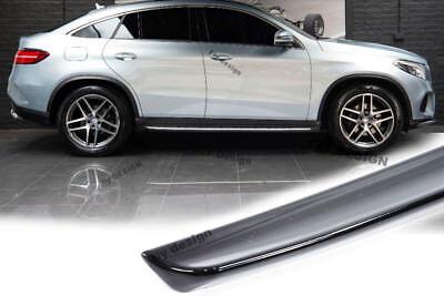 Mercedes GLE C292 SCHWARZ anbauteile airflow harmonische und klare linienführung