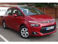 CITROEN C4 PICASSO 1.6 BlueHDi (100ps) VTR+ (ruby red metallic) 2015