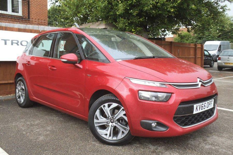 citroen c4 picasso 1 6 e hdi 115bhp exclusive ruby red metallic 2015 in aylesbury. Black Bedroom Furniture Sets. Home Design Ideas