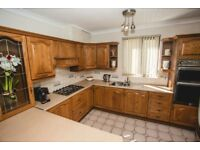Solid Wood Kitchen Units