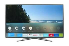 "New model Samsung 43"" LED smart WiFi tv comes in box with warranty"
