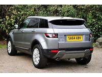 Land Rover Range Rover Evoque SD4 PURE TECH (grey) 2014-09-13