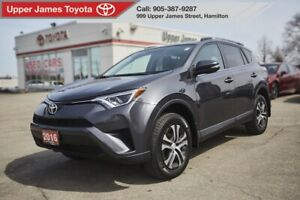 2016 Toyota RAV4 LE LE UPGRADE PACKAGE FWD