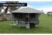 Compact Forward Fold Hard Floor Camper Trailer. PMX Wangara Wangara Wanneroo Area Preview