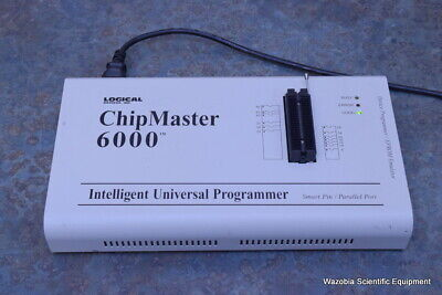 Logical Device Chip Master 6000 Intelligent Universal Programmer