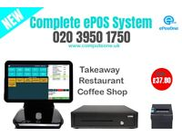 Complete ePOS/POS system, all in one
