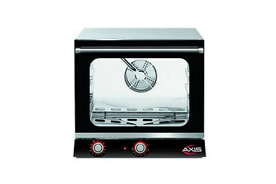 Axis Ax-513 Commercial 12 Half-size Electric Convection Oven Made In Italy New