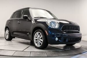 2013 MINI Cooper S Countryman AWD MAGS, BLUETOOTH, BANCS CHAUF.