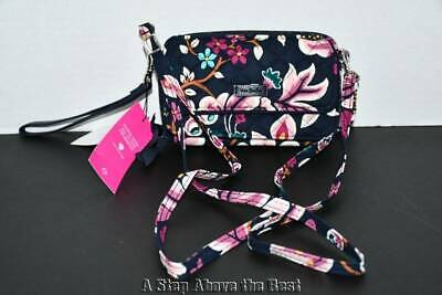 Vera Bradley All in One Cross-Body in Kingston Garden #22898-N63  NWT