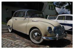 Auto Union 1000 Coupe 1962