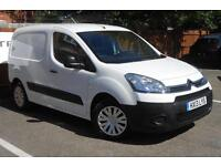 CITROEN NEW BERLINGO 1.6 HDi (75) L1 625 Enterprise Panel Van (polar white) 2013